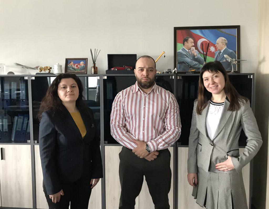 Бизнес –миссия и встречи B2B в республике Азербайджан